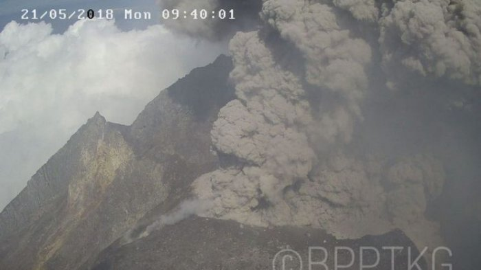 Status Gunung Merapi Masih Waspada, Sempat Terjadi Letusan dengan Durasi 2 Menit