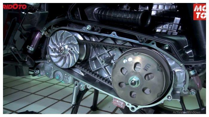 Mengalami Motor Matik Tenaganya Loyo saat Menanjak? Berikut Kemungkinan Penyebabnya