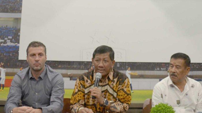 Manajemen Persib Bandung Ambil Sisi Positif soal Mundurnya Jadwal Liga 1 2019