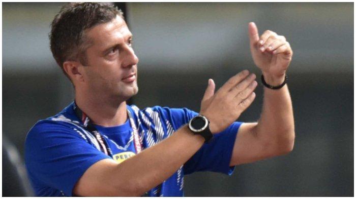 Selain Sebut Wasit Tak Adil, Miljan Radovic Ungkap Alasan Lain Persib Bandung Kalah dari Borneo FC