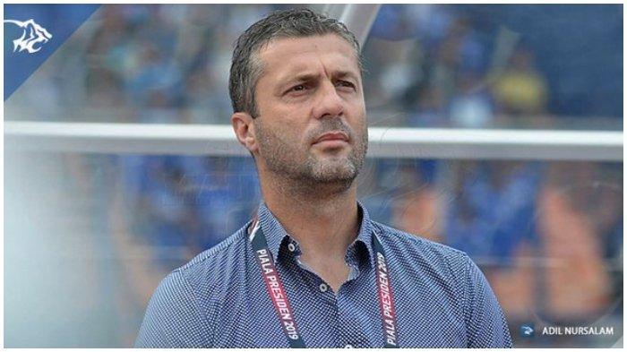 Pelatih Persib, Miljan Radovic