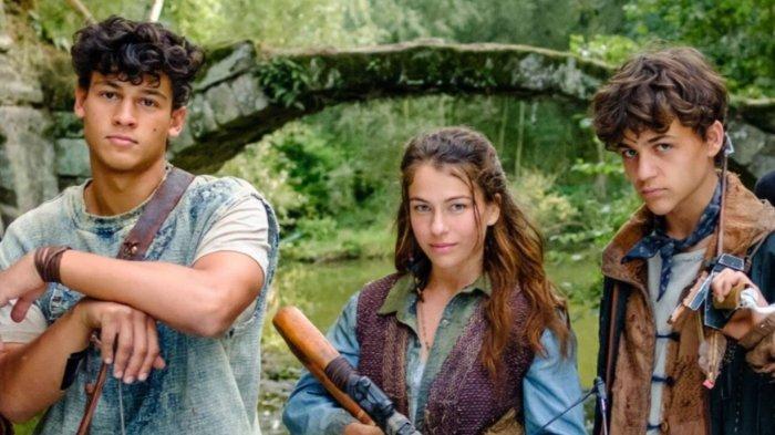 Baru di Netflix, Sinopsis Serial Sci-fi Tribes of Europa, Kisah Nasib Eropa Dikuasai Suku-suku Kecil