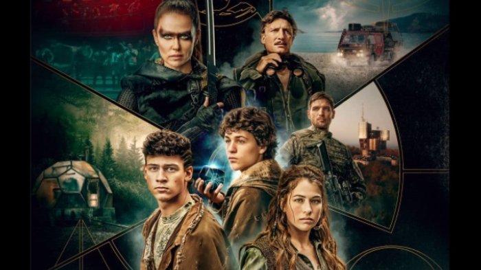 Mini-series sci-fi asal Jerman Tribes of Europa, tayang di Netflix.