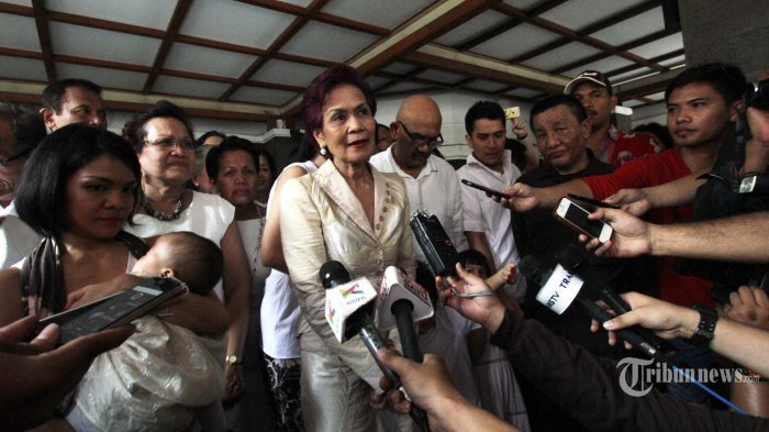 Pakai Analogi Perang 'Game of Thrones' di IMF-WB 2018, Miranda Goeltom Puji Jokowi