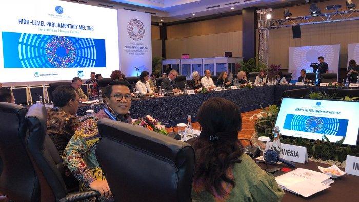 Beberkan Alokasi Dana Pertemuan IMF-WB, Gerindra: Anggarannya Tidak untuk Perluasan Apron Bandara