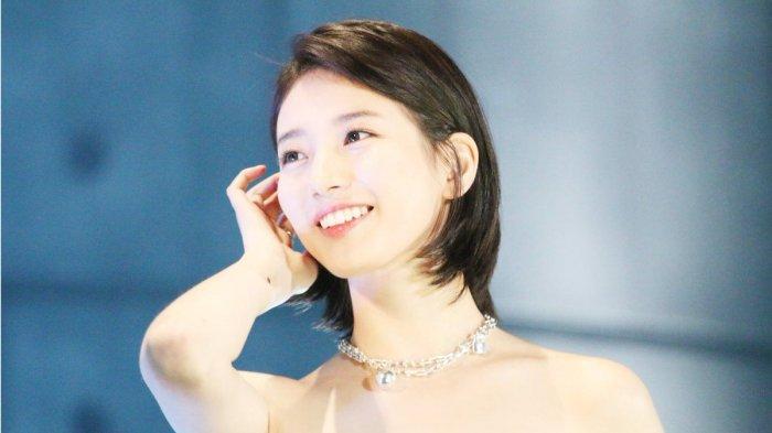 Bosan Dengan Rambut Panjang Coba Deh Tiru 6 Gaya Rambut Pendek Ala Aktris Korea Ini Tribun Wow