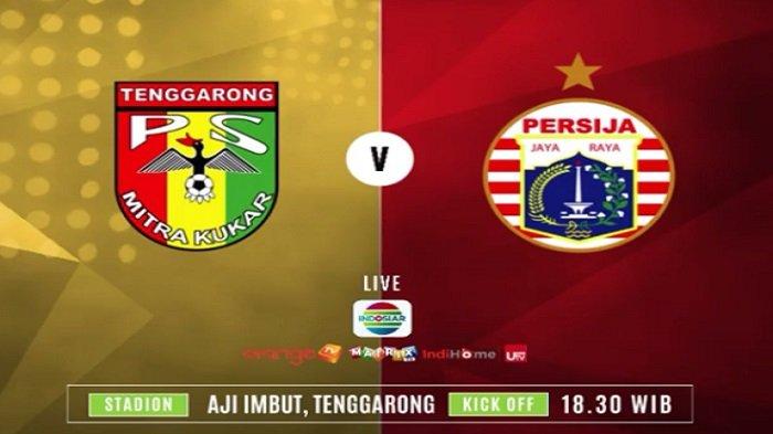 Live Streaming Liga 1 Indonesia: Mitra Kukar Vs Persija Jakarta Pukul 18.30 WIB di Indosiar
