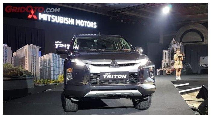 Mitsubishi New Triton Resmi Diperkenalkan, Berikut Fitur Canggih dari Mobil Jenis Pick-up Tersebut