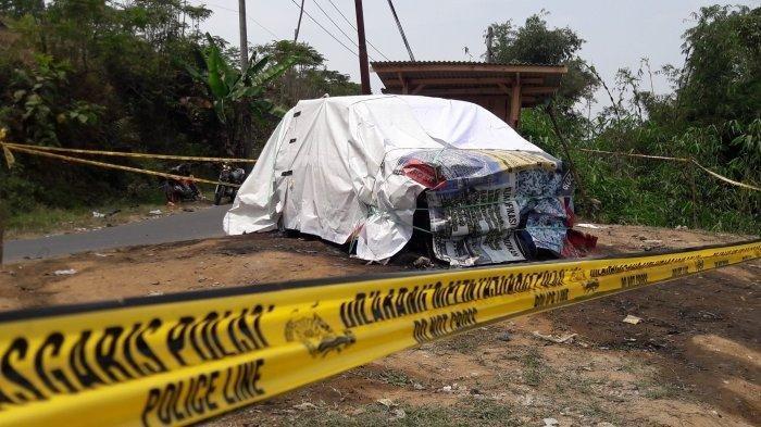 Ibu Tiri Sewa Pembunuh Bayaran, Saudara Tiri Jadi Tersangka Pembakar Mayat dalam Mobil di Sukabumi
