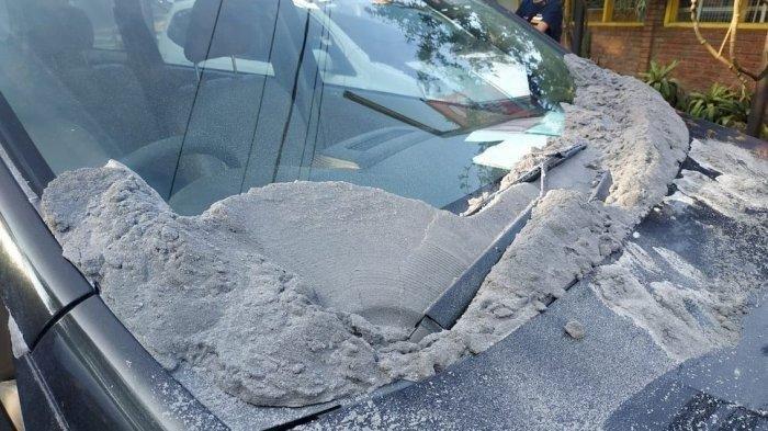 Tips Merawat dan Membersihkan Kendaraan dari Abu Erupsi Gunung, Jangan Disepelekan