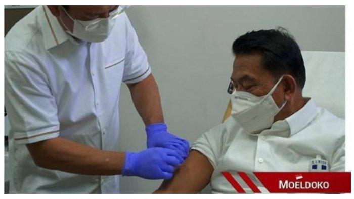Pamer Disuntik Vaksin Nusantara oleh Terawan, Moeldoko: Semoga Tidak Diasumsikan Macam-macam