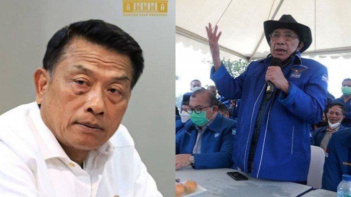 Demokrat Kubu KLB Akui Moeldoko Tahu akan Ada Konpers di Hambalang: Itu Hasil Rapat