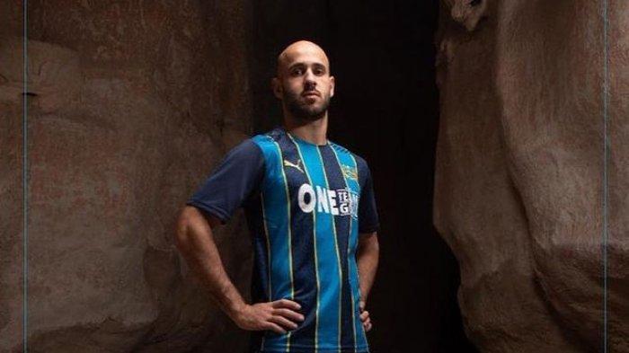 Sosok Calon Pemain Baru Persib Bandung yang Berasal dari Palestina, Ikut Klub Liga 2 Arab