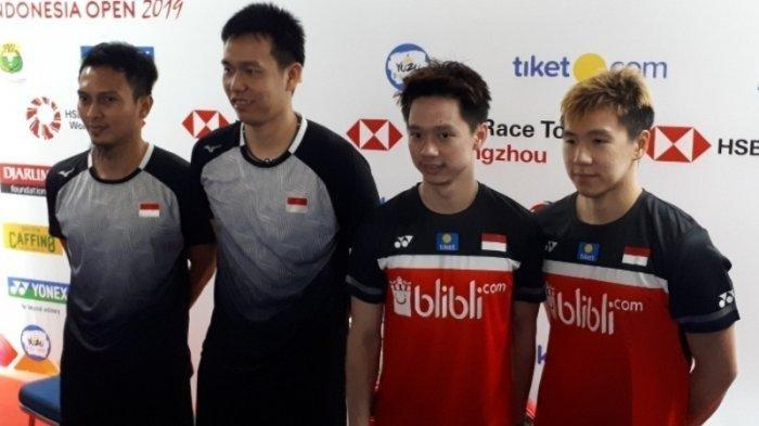 Video Live Streaming TVRI Final Japan Open 2019, Marcus/Kevin Vs Ahsan/Hendra