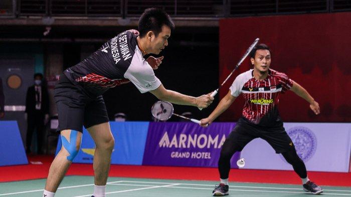 Link Live Streaming Thailand Open II 2021 - Simak Jadwal Babak Kedua Hari Ini Kamis 21 Januari 2021