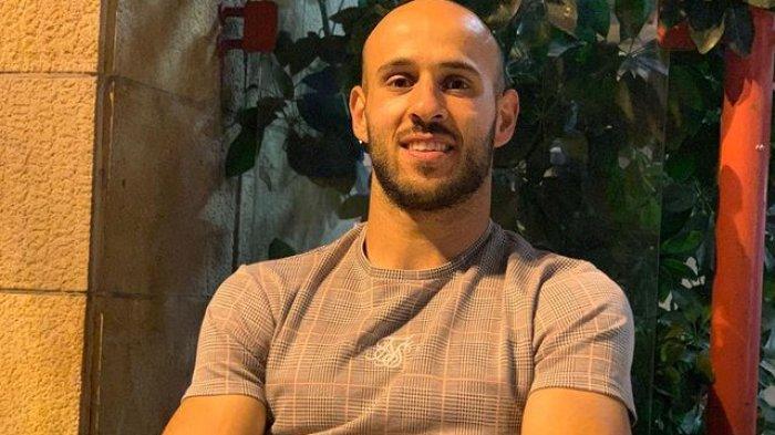 Mohammed Rashid penggawa baru Persib Bandung berasal dari Palestina.