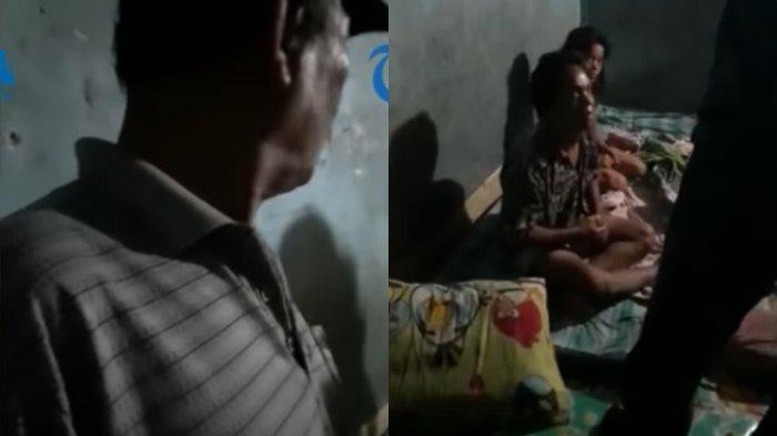 Detik-detik Penangkapan Pria Penyiksa Ibu Tunggal, Ayah Korban Ngamuk: Memangnya Anjing Anakku?