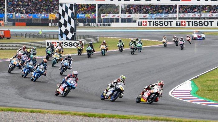 Jadwal Live Streaming Trans 7 MotoGP Argentina 2019 Malam Ini, Marc Marquez Raih Pole Position