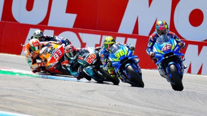 SEDANG BERLANGSUNG MotoGP Valencia 2019 Seri Balapan Terakhir, Tonton Live Streaming via HP