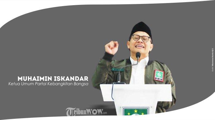 Cak Imin: Kursi Calon Wakil Presiden Saja Kita Serahkan ke Ma'ruf Amin, Apalagi Ketua MPR