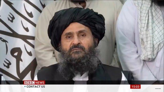 Mullah Baradar, salah satu petinggi Taliban. Mullah Baradar diduga akan pimpin pemerintahan baru Afghanistan.