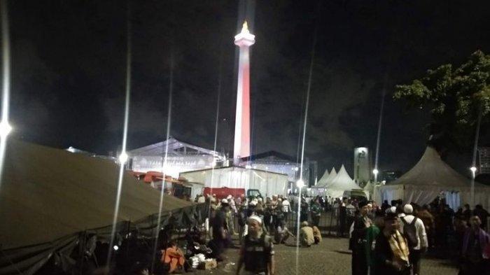 Amien Rais, Titiek Suharto, hingga Fadli Zon, Ini Nama Para Tokoh yang Hadir di Malam Munajat 212