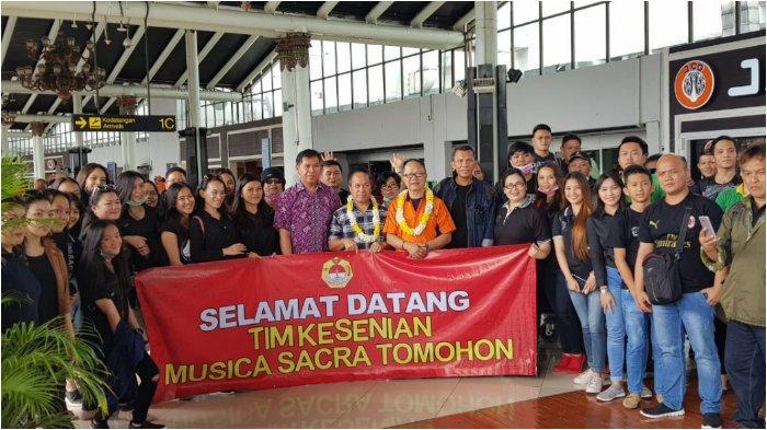 Warga Kawanua di Jakarta Gelar Perhelatan Tari dan Musik Bertajuk 'Minahasa untuk Indonesia'