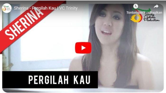Kunci (chord) dan Lirik Lagu 'Pergilah Kau' - Sherina Munaf, 'Bawalah Semua Rasa Bersalahmu'