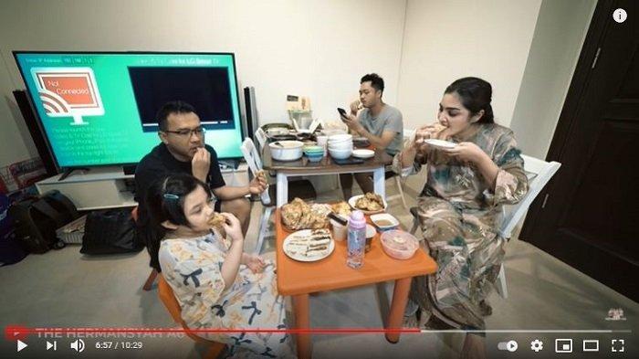 Jauh dari Aurel, Ashanty Kenang Menu Buka Puasa Kesukaan Putrinya: Jiel Beda, Langsung Makan Nasi