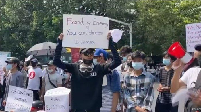 Situasi Myanmar Memanas hingga Kedubes RI Digeruduk Pendemo, Sorot Usul Menlu Retno Marsudi