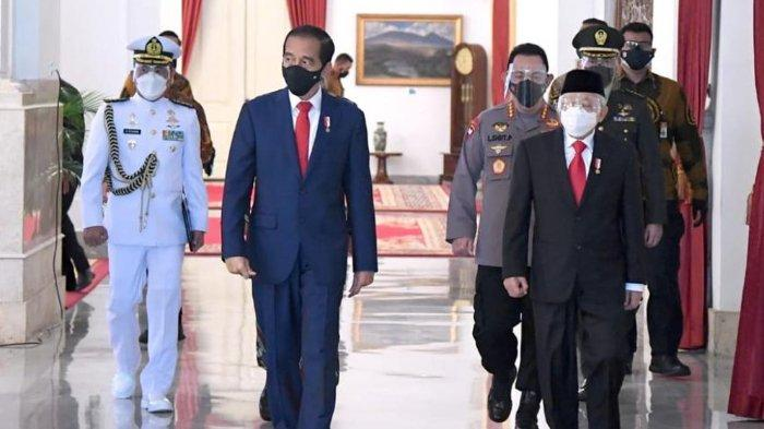Tolak Perpres Investasi Miras, Amien Rais Minta Maruf Amin Ucapkan Ini ke Jokowi: Tolong Pak
