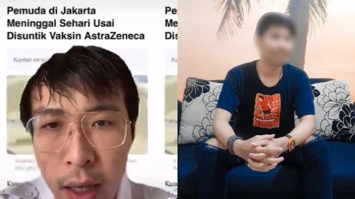 Dokter Tirta Tanggapi soal Pria di Jakarta Meninggal seusai Divaksin AstraZeneca: Harap Tetap Tenang