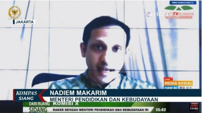 Nadiem Makaraim akan Ambil Langkah Atasi Polemik PPDB Jakarta: Saya Berempati pada Orangtua Murid