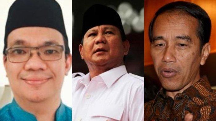 Tokoh NU Nadirsyah Hosen: Saya Gak Setuju Urusan Pilpres Ditentukan Lewat Adu Ngaji Jokowi-Prabowo