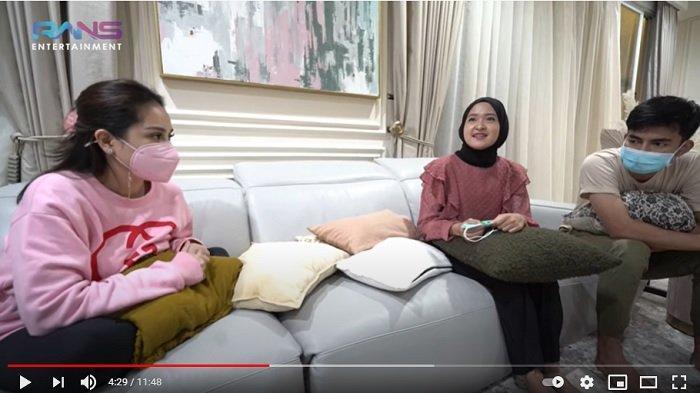 Nagita Slavina mengakui kemiripan Melati dengan Nissa Sabyan.