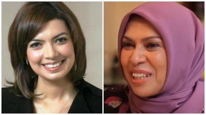 Jarang Tersorot Media, Inilah Sosok Ibunda Najwa Shihab yang Juga Cantik dan Cerdas