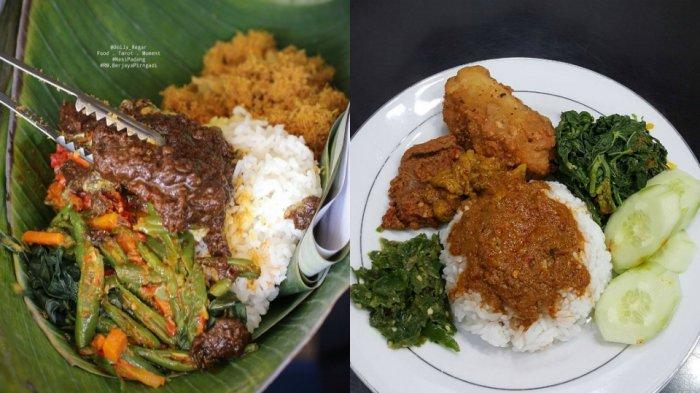 Pamer Makan Nasi Padang dan Indomie di Los Angeles, Yellow Claw bikin Heboh Warganet