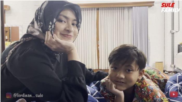 Ferdi Ungkap Kondisi Nathalie Holscher, Anak Bungsu Sule Sebut sang Ibu Menangis Merindukannya