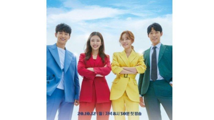 Sinopsis Drama Korea No Matter What di Netflix, Serial Bertema Keluarga tentang Hidup 4 Pemuda