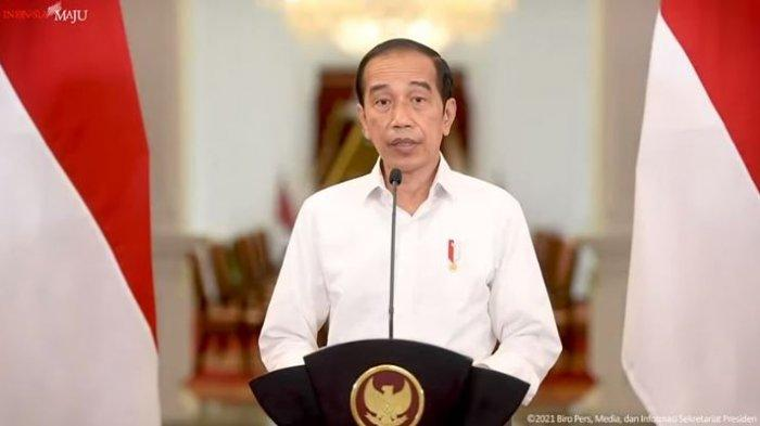 Pernyataan Presiden RI Joko Widodo (Jokowi) tentang Perkembangan PPKM Terkini, Senin 23 Agustus 2021.