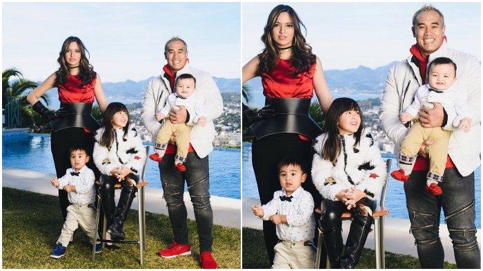 Nia Ramadhani, Ardie Bakrie dan anak-anaknya