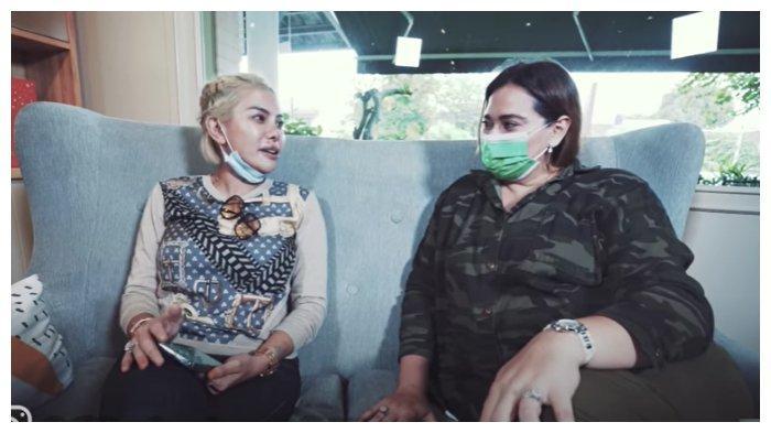 Nikita Mirzani dan Catherine Wilson cerita tentang masa rehabilitasi narkoba.