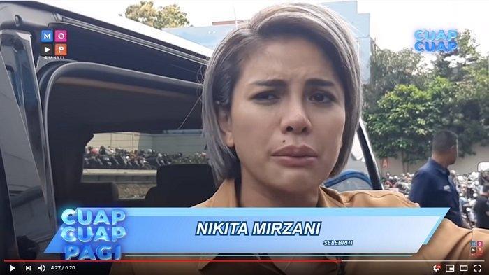 Nikita Mirzani Sebut Tak Cocok Pakai Narkoba Jenis Ekstasi: Wajah Gue Jadi Bengkak, Pecah-pecah