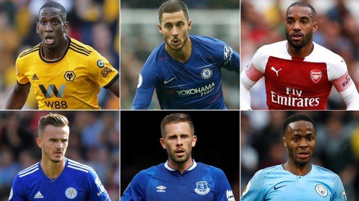 Nominator pemain terbaik Premier League September 2018