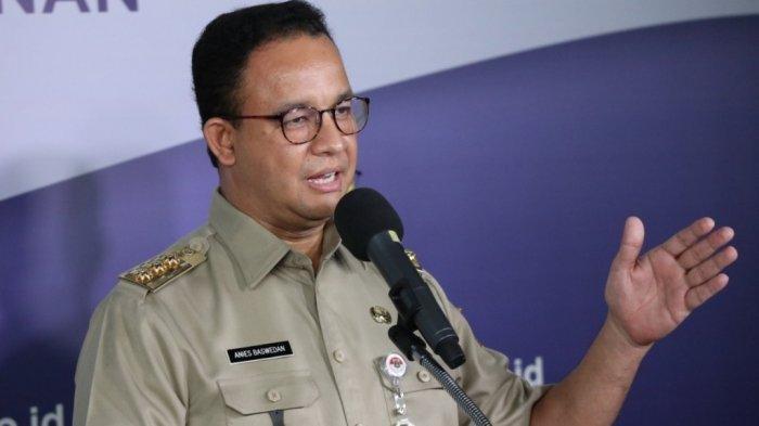 PSBB di DKI Jakarta Diperpanjang, Anies Baswedan Menetapkan hingga 8 Februari 2021