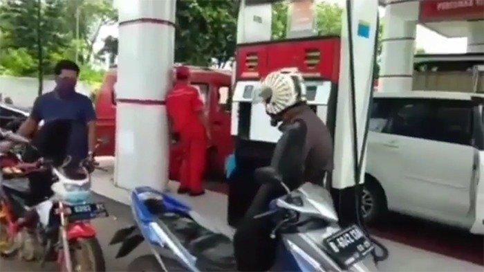 Viral Video Pria Ungkap Modus Curang Oknum Petugas SPBU, Dikorupsi Tiap Pengisian Rp 5.000