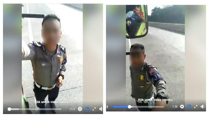 Klarifikasi Video Viral Polisi Cegat Sopir Truk di Tol Tanpa Alasan, Begini Kronologi Sebenarnya