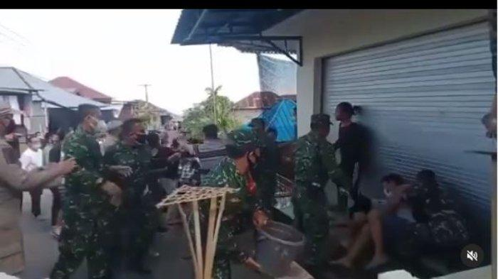 Oknum TNI aniaya warga di Buleleng, Bali