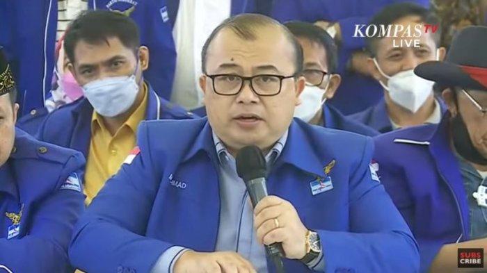 Ungkap Alasan Pinang Moeldoko, Demokrat Versi KLB Tegas akan Akhiri Era SBY dan AHY