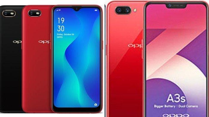 Daftar Harga Terbaru Oppo Di Bulan Juli 2019 Oppo A3s Oppo A1k Hingga Oppo Reno Tribun Wow